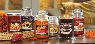 new fall fragrances from yankee candle giveaway this