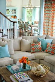 Tangerine Home Decor Home Decor Ideas From Creative Bloggers Easy Canvas Prints Blog