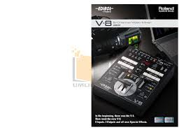 download free pdf for edirol v 8 video mixers other manual