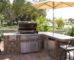 Outdoor Kitchen Backsplash by The Most Cool Small Outdoor Kitchen Design Small Outdoor Kitchen