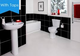 complete bathroom suites from only 199