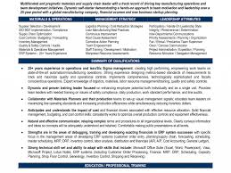 Resume For Logistics Executive Supply Chain Resumes Auto Service Advisor Jobs