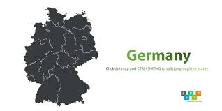 Germany Map by Download Germany Map For Powerpoint Download Free Powerpoint