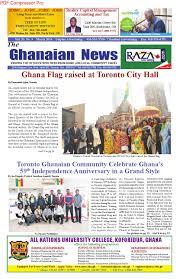 Ghana Flag Meaning Ghanaian News March 2016 By Razak Ray Axe Banks Issuu
