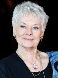 how to get judi dench hairstyle role models judy dench and maggie smith shopping for the real you