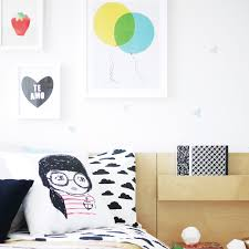 we heart all the hearts project nursery modern black and white girl s room