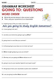 word order all things grammar