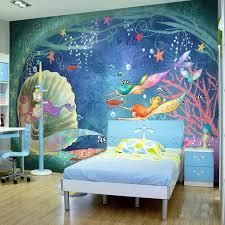 papier peint chambre enfant personnalisé 3d murale papier peint enfants chambre de bande