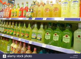 Liquor Display Shelves by Miami Beach Florida Walgreens Liquor Store Shelves Retail Display