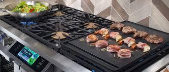 brass vs aluminum burners appliances connection