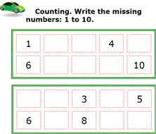 math counting lessons free math counting worksheets for prek k 8