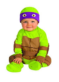 12 Months Halloween Costumes Rubie U0027s Costume Baby U0027s Teenage Mutant Ninja Turtles Animated