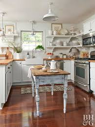 country style kitchen cabinets pictures country kitchen ideas better homes gardens
