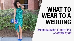 what to wear to a wedding black tie formal semi formal