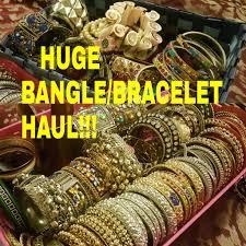 bangle bracelet ebay images Huge mumbai bangkok usa ebay bangle bracelet jewelry haul jpg