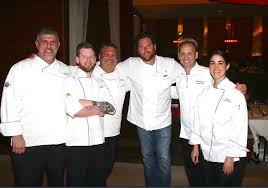 celebrity chef scott conant curates elegant dinner seminole hard
