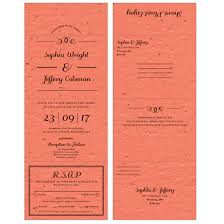 seal and send wedding invitations seal and send wedding invitations catalog botanical paperworks