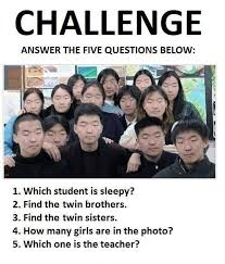 Challenge Asian This Presents A Bit Of A Challenge Verastic