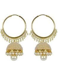gujarati earrings jhumki women s earrings buy jhumki women s earrings online at