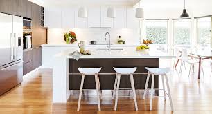 Kitchen Stools Sydney Furniture Let This Timeless Modern Kitchen Inspire You Home Beautiful