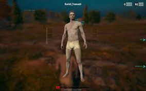 pubg zombie mod zombie player model pubattlegrounds