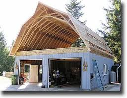 Hip Style Roof Design After New Joists Are Down Rebuild Gambrel Ceiling With Pre Fab