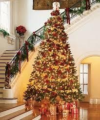stylish and gold tree decorations decor