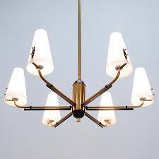 petite chandelier petite mid century italian chandelier vintage chandeliers at