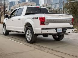 review ford u0027s plush f 150 platinum gets a v 8 update