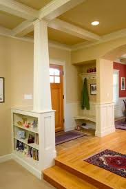 craftsman homes interiors interior elements of craftsman style house plans bungalow company