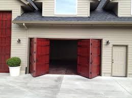 accordion garage doors designs the better garages accordion image of accordion garage doors for sale