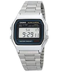 casio a168 casio b640wd 1a s silver digital retro stainless
