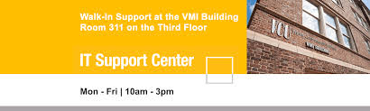 Support It Support Center Vcu Technology Services