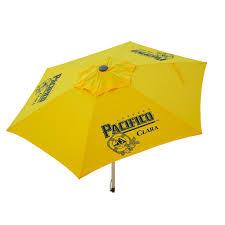 World Market Patio Umbrella by Pacifico Beer Push Up Market Patio Umbrella 8 5 U0027 Heininger 1232