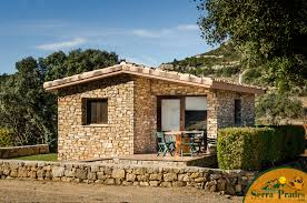 Bugalow by Stone Bungalow 4 Persons Luxury Serra De Prades Camping