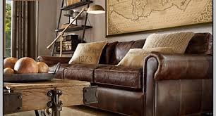 Restoration Hardware Recliner Sofa Furniture Restoration Hardware Leather Sofa Restoration