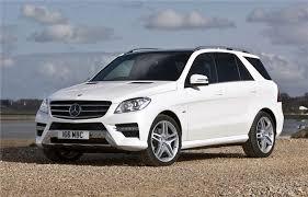 mercedes ml class mercedes ml class w166 2012 car review honest