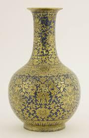 Blue Bottle Vase Chinese Vase Smashes Estimate To Make 50k Antique Collecting