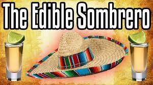 the edible the edible sombrero epic meal time