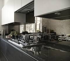 backsplashes for small kitchens best 25 mirror backsplash ideas on mirror splashback