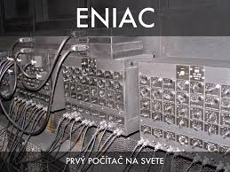 Eniac by Computers By Samuel Antol