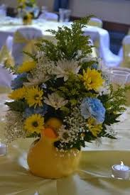 Rubber Ducky Baby Shower Centerpieces by Rubber Duck Baby Shower Centerpieces Centerpieces I Made For My