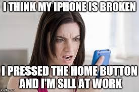 Broken Phone Meme - what gives imgflip