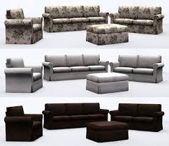 mod the sims ts2 to ts3 ish ikea ektorp living room set
