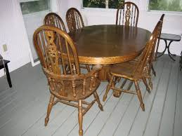 Used Dining Room Chairs Sale Fashionable Used Dining Room Sets Home Designing