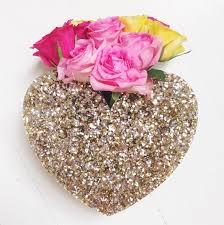 Star Vase We Heart Lovestar U0027s New Glitter Vase The Interiors Addict