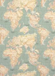 Map Fabric Vintageexplorer Jpg