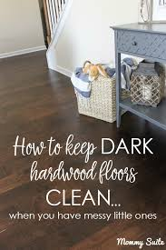 how to keep hardwood floors clean suite