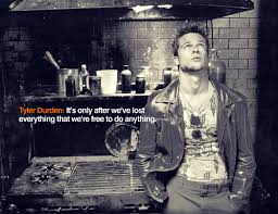 Tyler Durden Meme - meme it s only after we ve lost everything that me24u fight
