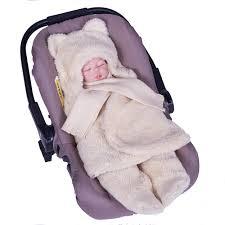 couverture siège auto bébé chancelières et couvertures enveloppantes pour poussette et siège